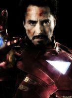 Tony Stark by NeekoL4D