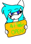 Art Trade thing by StampyWolf999