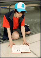 Dipper Pines - Who wrote this book by 2D-Dipper