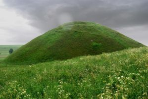 Silbury Hill 3 by CitizenJustin