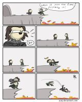 The Lord of the Rings, doodles 4 by Ayej