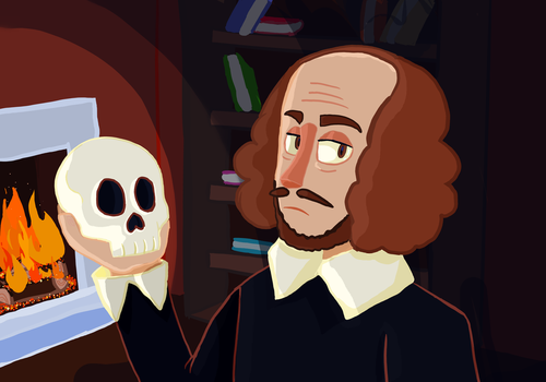 quick shakespeare Project for school by DismalTrix