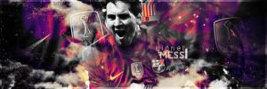 Lionel Messi by AHDesigner