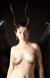 The Pearl Demoness by Aimeestock II by FueledbypartII