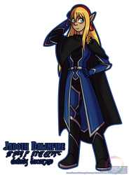 Birthday Gift: Jadoth Dawnfire by Atlanta-Hammy