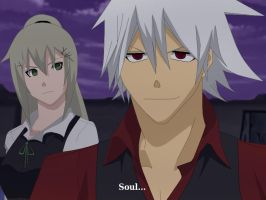 Soul are you ready by Anime-Geek-65