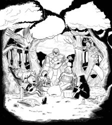 Metal Cover Inks by ADRIAN9