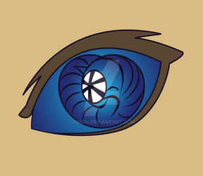 Eye of the Ibad | Logo for the Dune Discord Server by i0nah