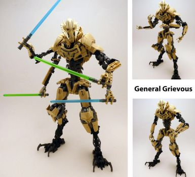 General Grievous by Teridax467