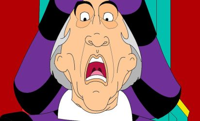 Uh oh Frollo by FalconGirl978