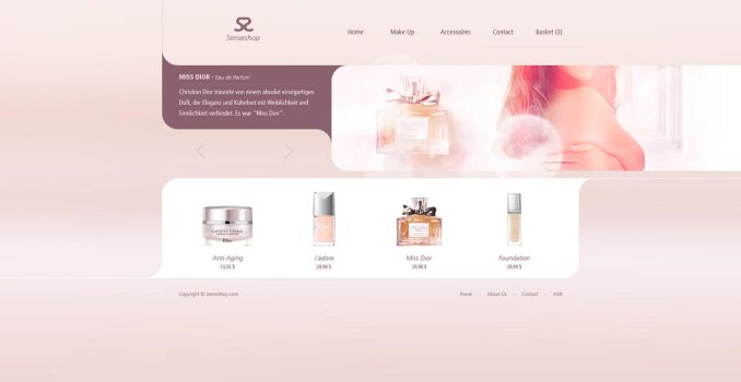 Senseshop by Tropfich