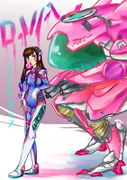 D.va by KingdomKeyX