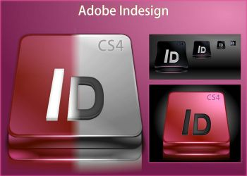Adobe Indesign CS4 by DragonXP