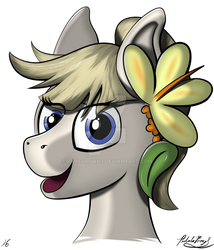 MissionBelle Headshot by RaptorPWN3
