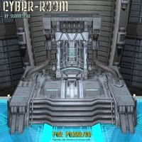 Cyber Room, by Summoner by FantasiesRealmMarket