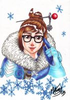 Mei - Overwatch by Manu-G
