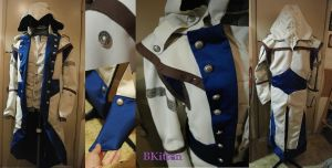 Connor Kenway Commision Complete by Bkitten