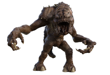 SW Rancor 02 by coolzero2a