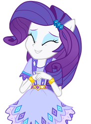 Rarity (Legend of Everfree) by MindyGlade18