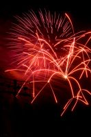 Fireworks 15 - The Laser Spider by robertllynch