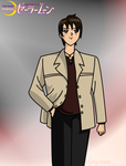 Mamoru Chiba PGSM - Anime Style by FlyingPrincess