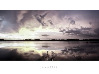 Dramatic Sky on 22nd May 2011 by Renez
