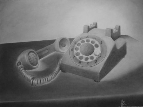 The Telephone by HighTechPictures