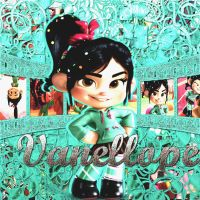 +Vanellope by MiliDirectionerJB