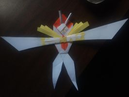 My Kartana Papercraft