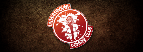 Underground Comedy Club Logo by Onizzuka