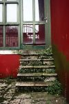 The Red Stairway by Sgrum