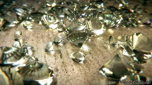 Diamond by blenderhilfe