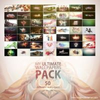 My Ultimate Wallpapers pack! by iEvgeni