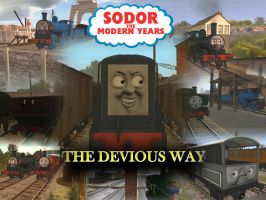STMY - THE DEVIOUS WAY TRILOGY POSTER by GBHtrain