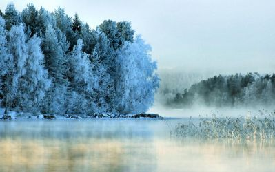 winter mystery by KariLiimatainen