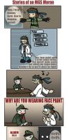 Stories of an MGS Moron 2 by zarla