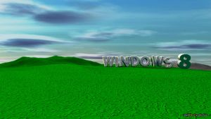 WINDOWS 8 BLISS by simplekhent