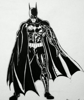 Batman by Blackheart73191