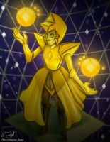 Yellow Diamond by alex-la-eriza