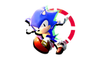 Sonic The Hedgehog [Animated] by TheAntitoxic