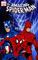 The Amazing Spider-Man 648 by pascal-verhoef