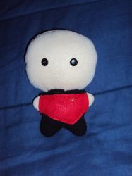 Chibi Captain Picard by mysteriousmage