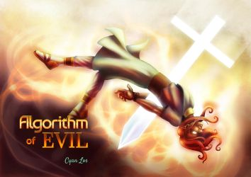 Algorithm of Evil - Cover Art by tushantin