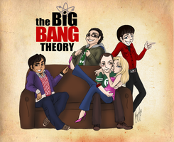 And all starts with a big bang... by RedPassion