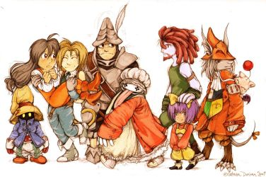 FFIX: Group by CatusSnake