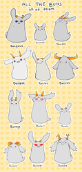 all the buns by oranges-lemons