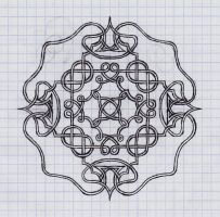 Another Celtic Knot by TheCelticPoet