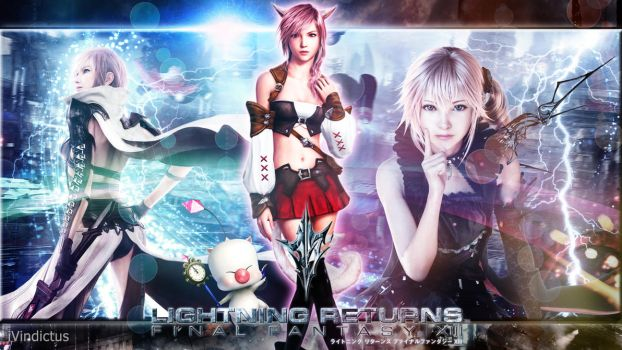 Final fantasy 13 hd wallpaper tags 2 xiii asiancinemaub final voltagebd Image collections