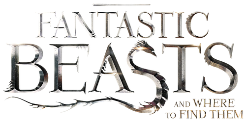 Fantastic Beasts and Where to Find Them Movie Logo by sachso74