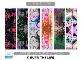 So Scary   Patterns by Burn-the-life